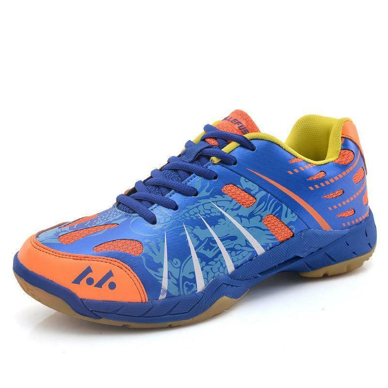 Mens Badminton Tennis shoes Table  Athletic Sneakers Cross Training Sports shoes