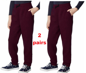 world-wide renown popular brand new york Details about 32 Degrees Tech Fleece Jogger Pants 2 PAIRS Boys Youth  Sweatpants Kids sz 10/12L