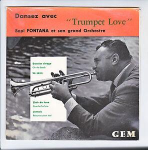 Bepi-TROMPETA-DE-FONTANA-LOVE-Vinilo-45T-EP-ULTIMO-COSTA-EL-SAX-GEMA-45-146