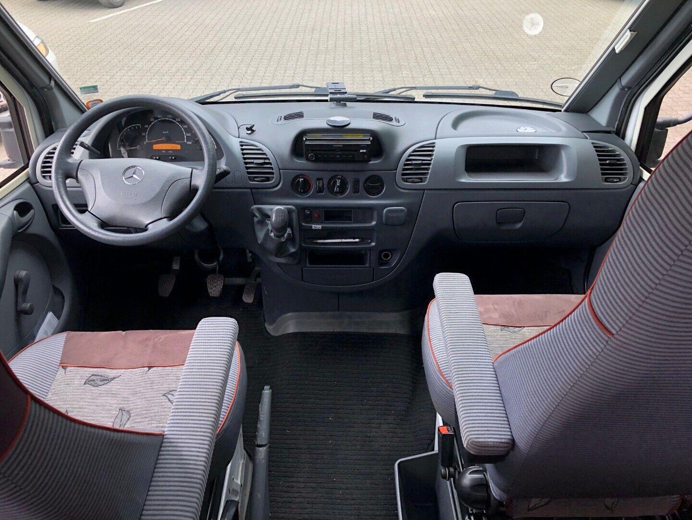 Mercedes Bürstner CDi t-Star 680