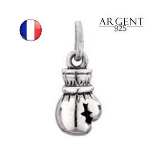Pendentif Gant de Boxe Argent 925°