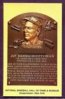 DIZZY DEAN ~ 1995 Cooperstown Baseball Hall of Fame Postcard (NM-MT) (B429)