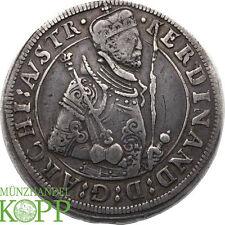 WAL005) RDR ERZHERZOG FERDINAND, 1564 - 1595 Taler o.J. Hall