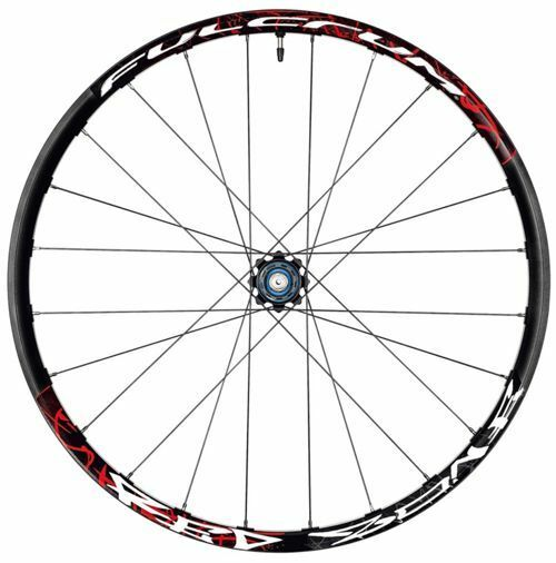 Rueda Delantera Mtb 26  FULCRO RED ZONE  HH 15 DISC 6 Agujeros FRONT WHEEL R  incentive promotionals