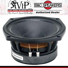 "B&C 6MD38 6.5"" Midrange 8 Ohm Low Frequency Speaker three & four way systems NEW"