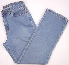 Pre-Owned St. John's Bay Faded Lt. Blue Denim 5 Pocket Jeans, 10
