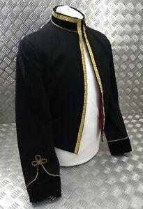 Genuine Vintage RTR Royal Tank Regiment Officers Braided Mess Jacket EBYT396