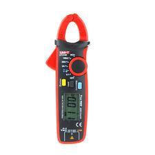 UNI-T True RMS AC/DC Current Mini Clamp Meters Tester Digital Ground Multimeter