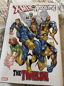 X-Men vs. Apocalypse: the Twelve Omnibus by Marvel Comics (2020, Hardcover)