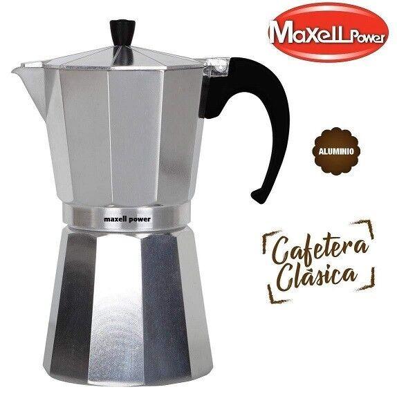 3 tazas Magefesa Cafeteras Italianas-No Aplicable