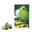 HASBRO-MONOPOLY-Mario-Kart-Gamer-Super-Mario-COMPLETA-O-PEZZI-A-SCELTA miniatura 5