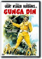 Gunga Din Dvd Cary Grant Victor Mclaglen Douglas Fairbanks Jr Sam Jaffe