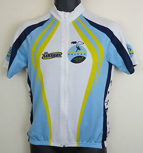 60cd1150f Vtg Cycling Retro Inverse Vintage Jersey Top Shirt Trikot Maillot ...