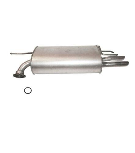 95-96 Camry ES300 V6 3.0L Dual Tip Muffler OE Style With Gasket 792167 31374
