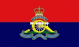 Royal-Artillery-Regiment-Flag-5x3-British-Army-Weapons-Guns-Afghan-Heraldic-UK