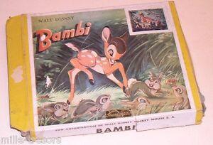 WALT-DISNEY-Bambi-ancien-Puzzle-VERA-modele-1