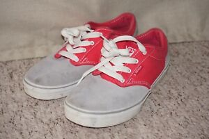 Shoes vans Atwood VN 0K2UC73 Girl Sneakers Low Pink/Grey Size eu ...