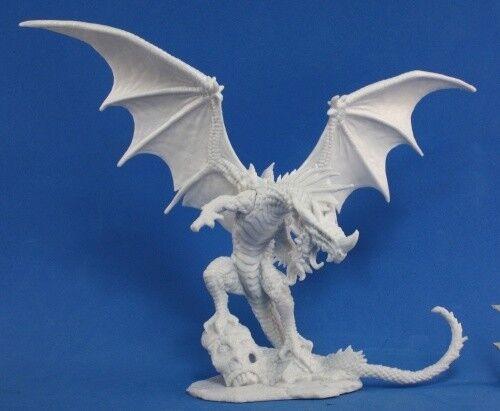 REAPER BONES I KICKSTARTER 89001 Pathfinder Red Dragon-Bones