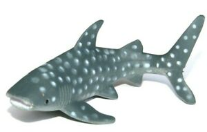 Realistic Beautiful Detail Hand Painted Horn Shark Sea Life Plastic PVC Figure