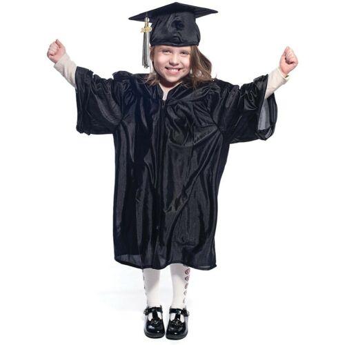 Children Kids Student 2020 Preschool and Kindergarten Graduation Gown Tassel Cap