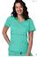 Pop Stretch Adar Medical Scrub Set Sea Glass Pant 3100//VNeck Top 3200 Medium