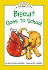 Biscuit Goes to School by Alyssa Satin Capucilli (Hardback, 2002)
