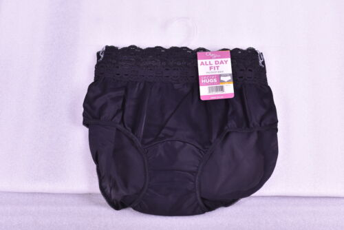 Choose Color /& Size Women/'s Olga Secret Hugs Scoop HIpster Nylon Panties