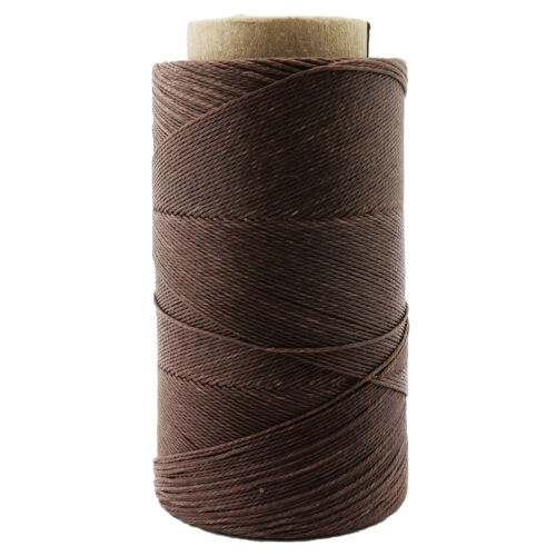 Osborne Waxed Brown Thread 1//4 Lb C.S Tube #413ST-BR For Automatic Sewing Awl