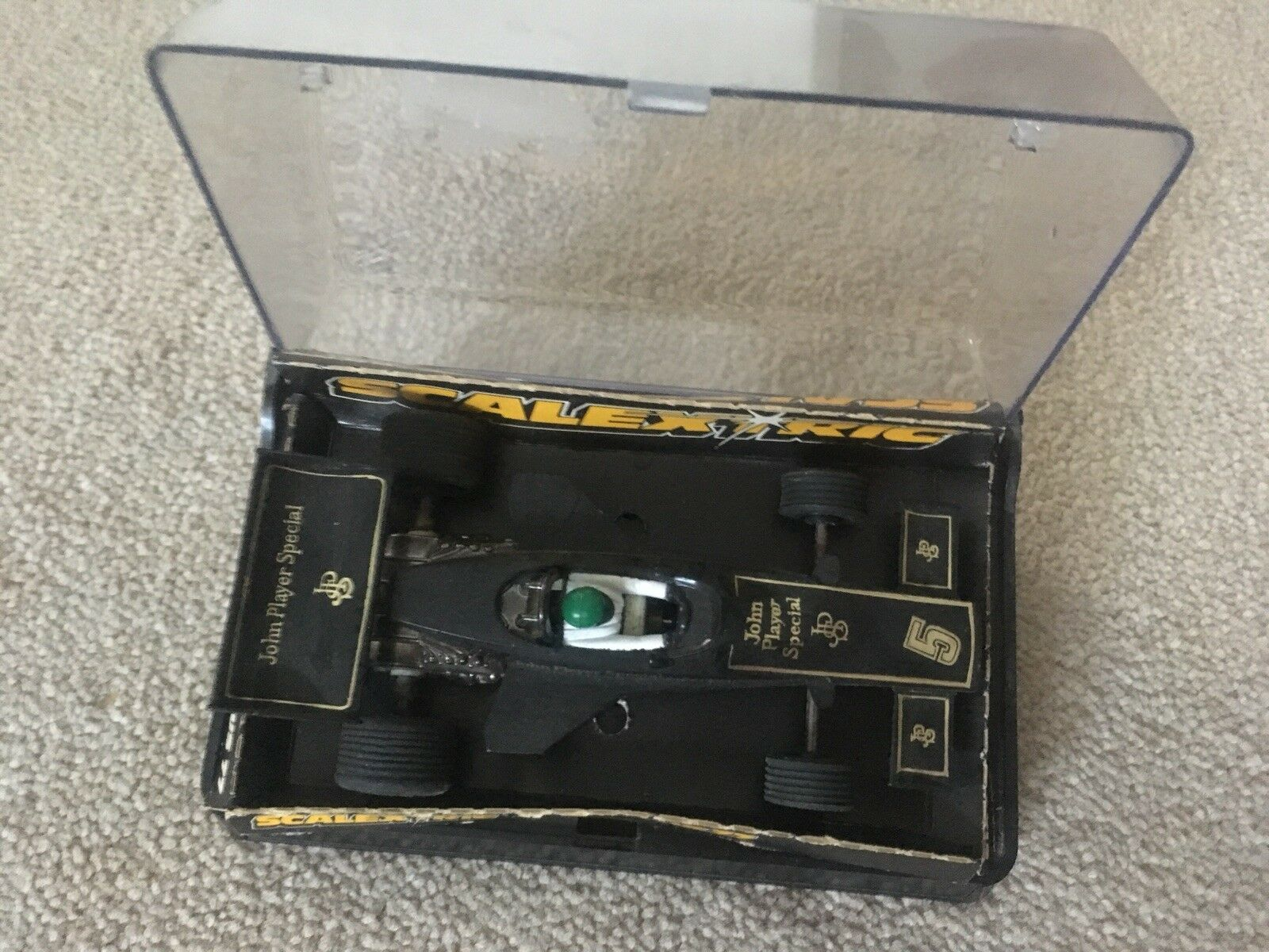 Scaletrix John Player Special  Lotus 77
