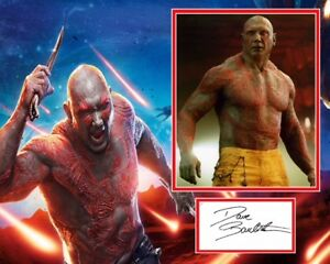 DAVE-BAUTISTA-SIGNED-GUARDIANS-OF-THE-GALAXY-PHOTO-MOUNT-UACC-REG-242