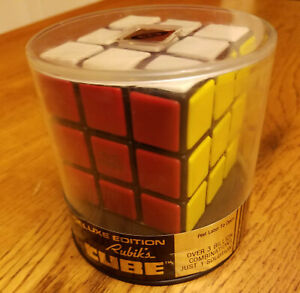Genuine-Rubiks-Cube-Deluxe-Edition-SEALED-Twisty-Puzzle