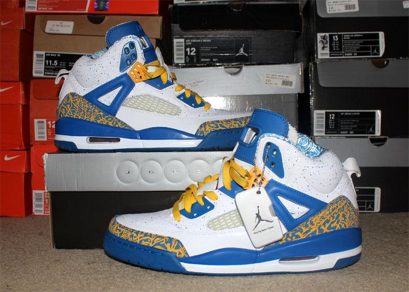 Air Jordan Spiz'ike DTRT 315371-162 sz.12 Do The Right Thing LS 3 Spike Lee OG