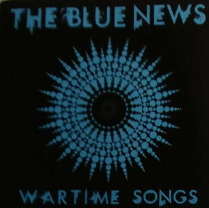 WARTIME-SONGS-BLUE-NEWS-CD-CD-AND-COVER-ONLY
