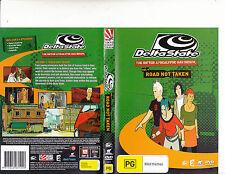 Delta State-Vol 4-Road Not Taken-2004 TV Series Canada-DVD