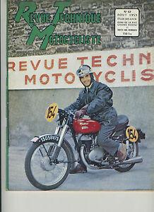 (31A)REVUE TECHNIQUE MOTOCYCLISTE R4C GNOME RHONE - TWIN BMW - ZUNDAPP 200 cc o1njZ3uT-07135748-455876135
