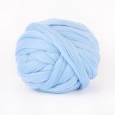 3 kg/6.6 lb Chunky arm knitting yarn Merino wool Super bulky giant knit blanket