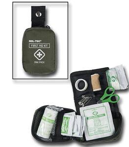 Premiers-Soins-Paquet-Mini-Secours-Camping-Exterieur-Militaire-nouveau