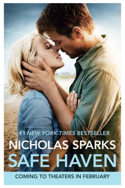 Safe Haven Sparks, Nicholas Mass Market Paperback Used - Good - $5.39