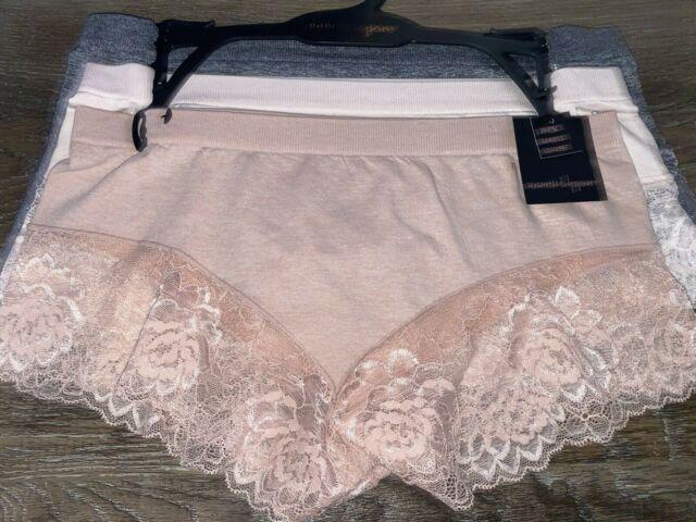 Nanette Lepore Womens Multi Pack Panty Panties