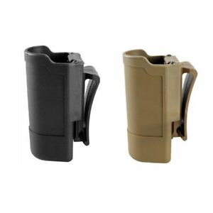 Tactical-Flashlight-Pouch-Torch-Belt-Holder-Quick-Release-Clip-Camping-Holster