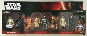 Star-Wars-Epic-Battles-Toys-R-Us-Exclusive-6-Pack-Brand-New