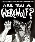 Looney Labs Are You a Werewolf