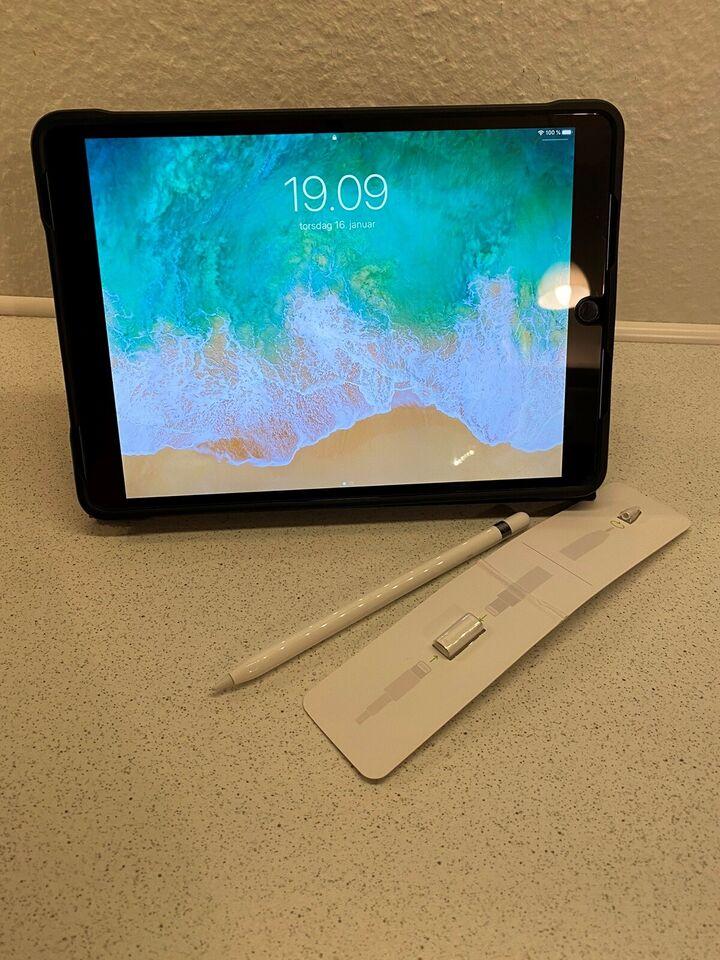 iPad Pro 2, 64 GB, sort