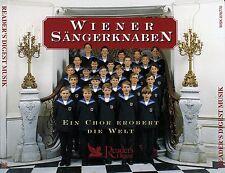 WIENER SÄNGERKNABEN : EIN CHOR EROBERT DIE WELT / 4 CD-SET - NEU