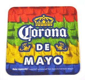 Corona-Cerveza-Ee-uu-Posavasos-de-Cerveza-Base-Coaster-Cinco-De