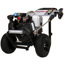 Simpson MegaShot 3200 PSI (Gas-Cold Water) Pressure Washer w/ Honda Engine (M...