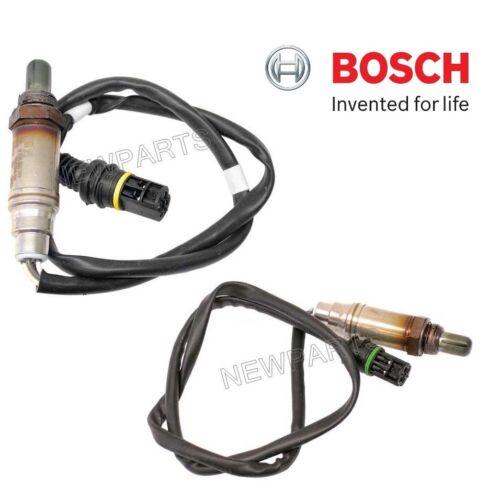 For BMW E46 E36 M3 Z3 Pair Set of Front /& Rear Oxygen Sensors OEM BOSCH