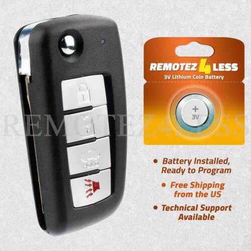 Keyless Entry Remote for 2004 2005 2006 2007 2008 2009 Nissan Quest Car Key Fob