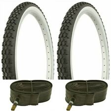 1 Brown Cream 26 x 2.125 Beach Cruiser Bike Bicycle Tires Diamond Fenix