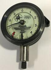 Mahr Federal B2i Dial Indicator With Flat Back 0 025 Range 0001 Graduation